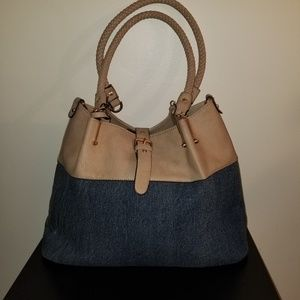Wilsons leather jean tote 😍